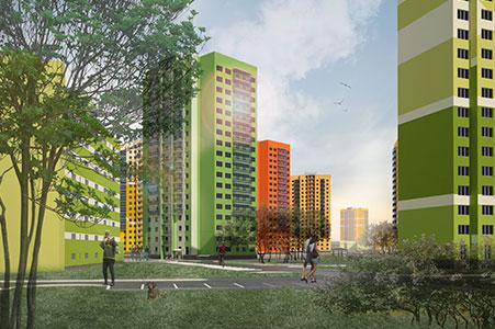 Расчет КЕО и инсоляции жилого дома и согласование проектной документации