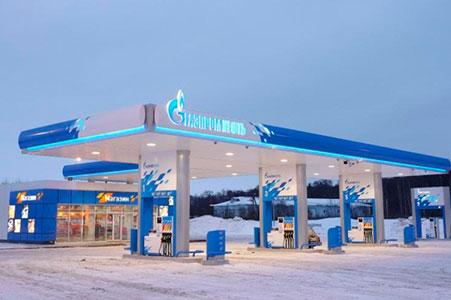 Выполнено генеральное проектирование АЗС Газпромнефть
