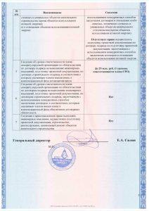 Лицензии и допуски СРО